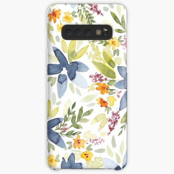 Floral Watercolors  Samsung Galaxy Leichte Hülle