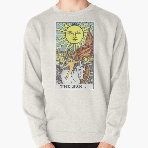 The Sun Tarot Pullover Sweatshirt