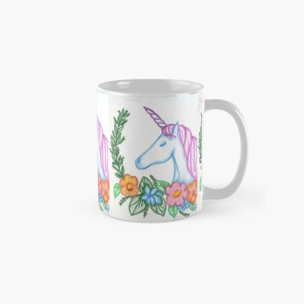I still Believe in Magic - and Unicorns! Classic Mug
