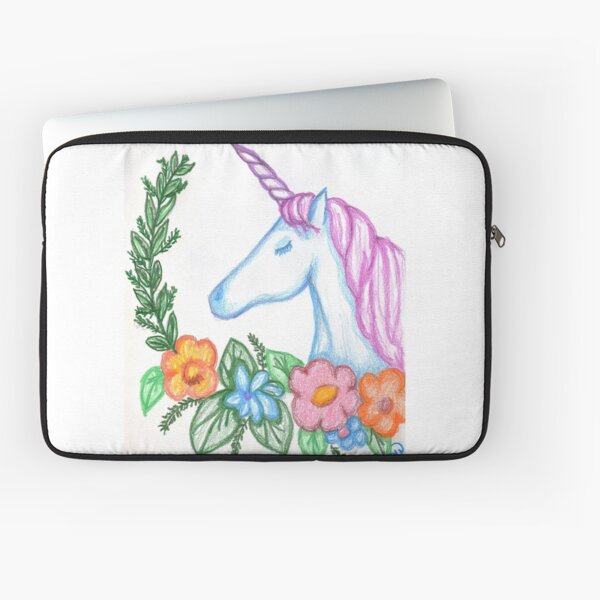 I still Believe in Magic - and Unicorns! Laptop Sleeve
