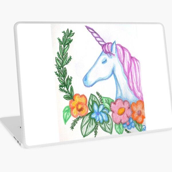 I still Believe in Magic - and Unicorns! Laptop Skin