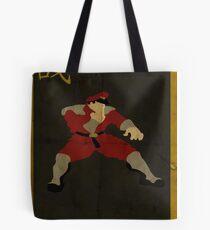 FIGHT: M. Bison Tote Bag