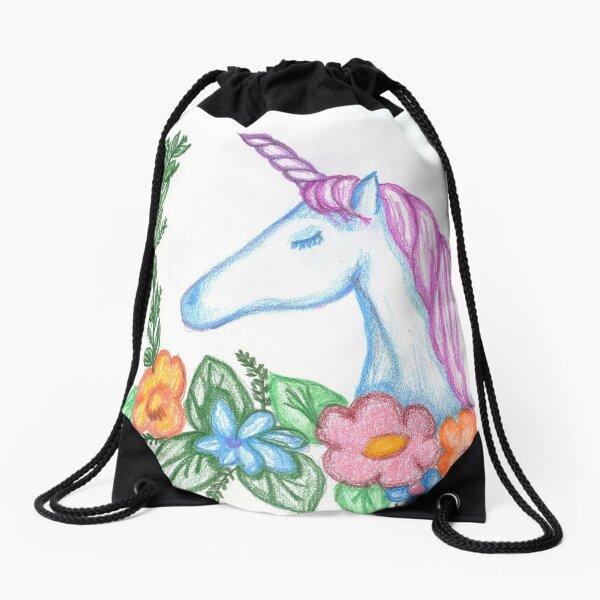 I still Believe in Magic - and Unicorns! Drawstring Bag
