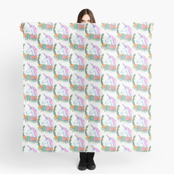 I still Believe in Magic - and Unicorns! Scarf