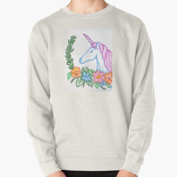 I still Believe in Magic - and Unicorns! Pullover Sweatshirt