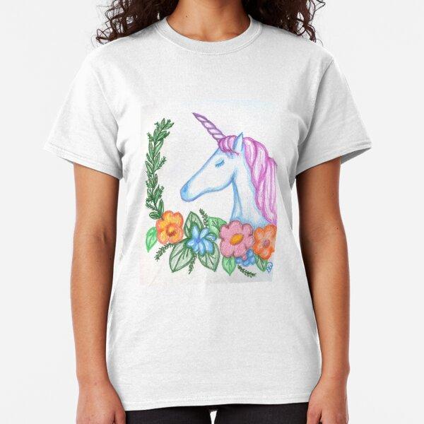 I still Believe in Magic - and Unicorns! Classic T-Shirt
