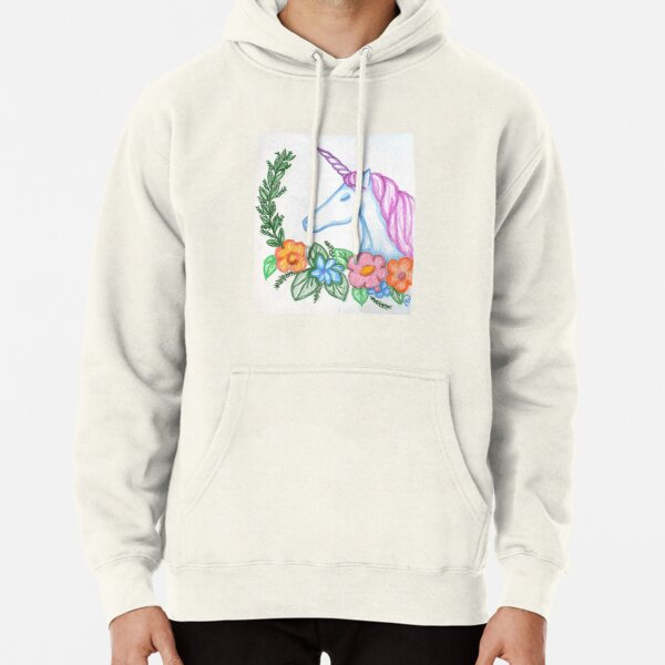 I still Believe in Magic - and Unicorns! Pullover Hoodie