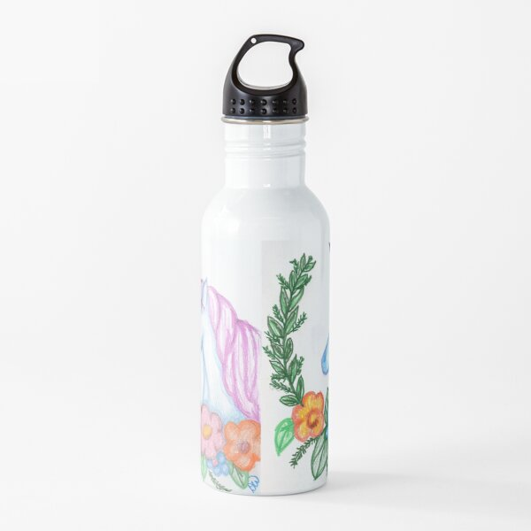 I still Believe in Magic - and Unicorns! Water Bottle