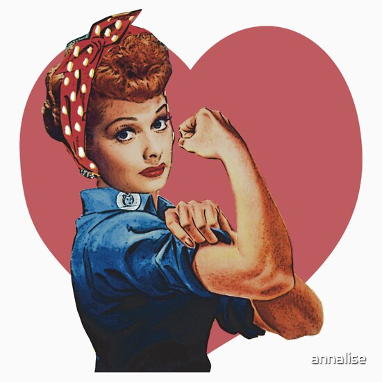 TShirtGifter presents: I Love Lucy [Clothing/iPhone/iPod/Stickers]