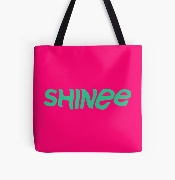 SHINee All Over Print Tote Bag