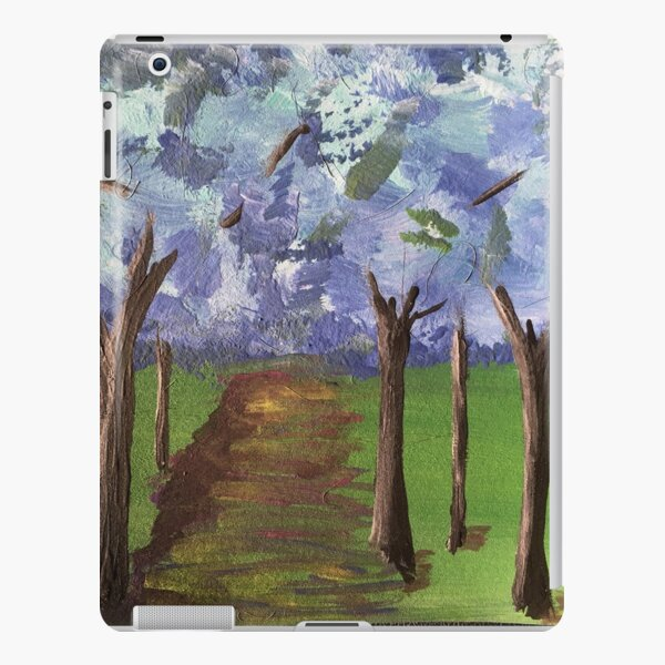 Within The Woods - Blue Forest iPad Snap Case