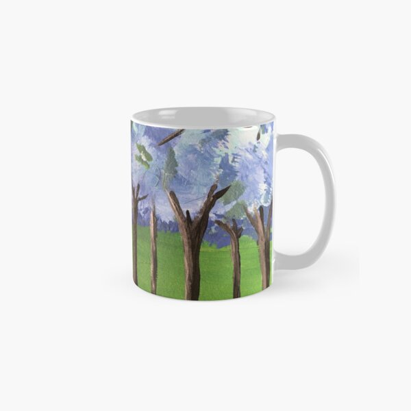 Within The Woods - Blue Forest Classic Mug