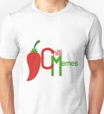 Chilli Memes Pro Logo Unisex T-Shirt