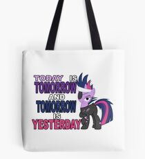 Time Travel is Magic? Tote Bag