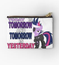 Time Travel is Magic? Studio Pouch