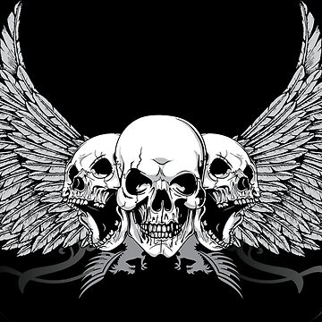 Lost Boys Studios - Skulls by LostBoysVFX