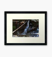 Keppel falls 2 Framed Print
