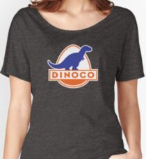 Dinoco (Cars) Women's Relaxed Fit T-Shirt