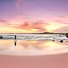 Soldier's beach by Dave  Gosling Photography