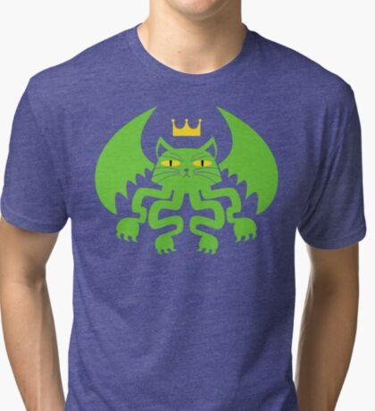 CATHULHU! Tri-blend T-Shirt