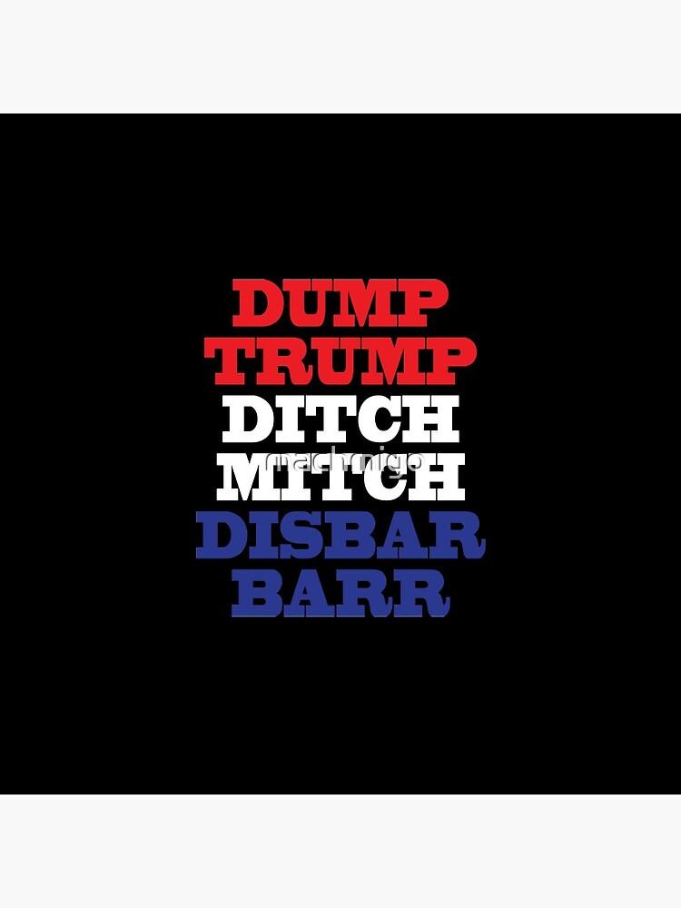 Dump Ditch Disbar by machmigo