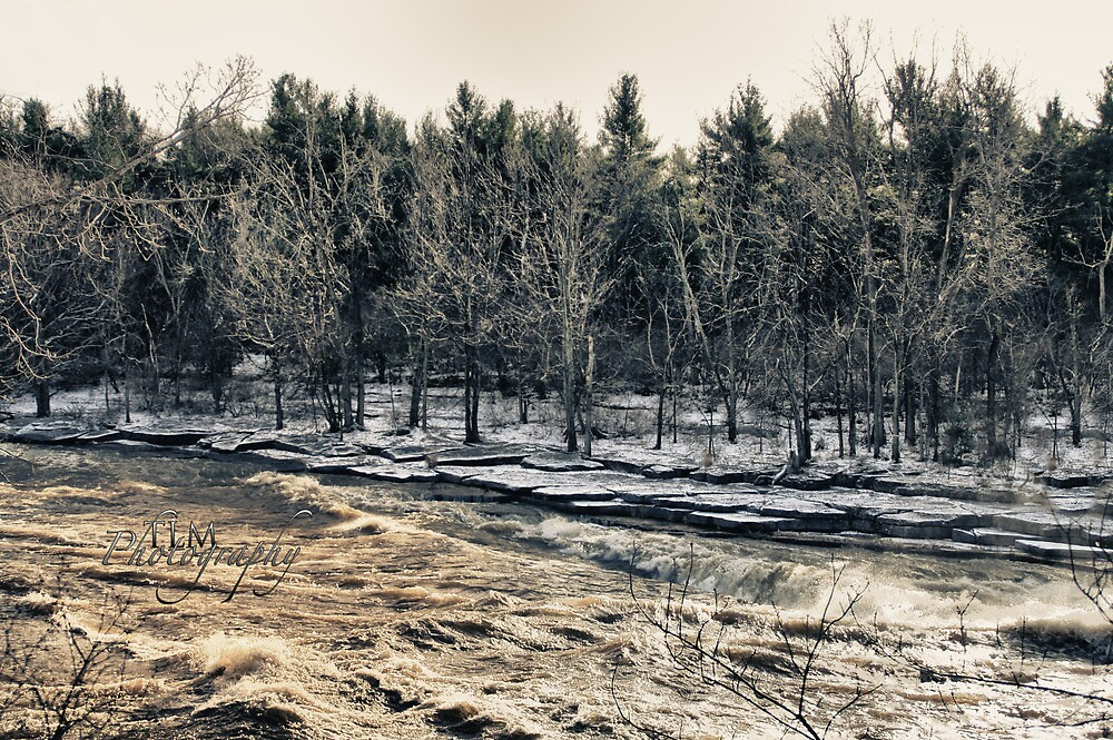 Black River by Trebor Moore