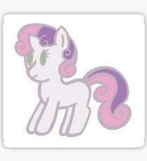 Tiny Sweetie Belle Sticker