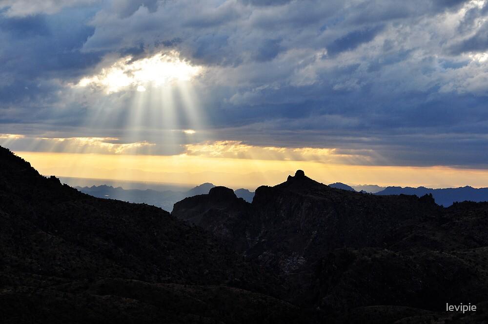 Thimble peak by levipie