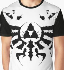 Hyrule Rorschach Graphic T-Shirt