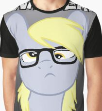 I was derp before it was cool Graphic T-Shirt
