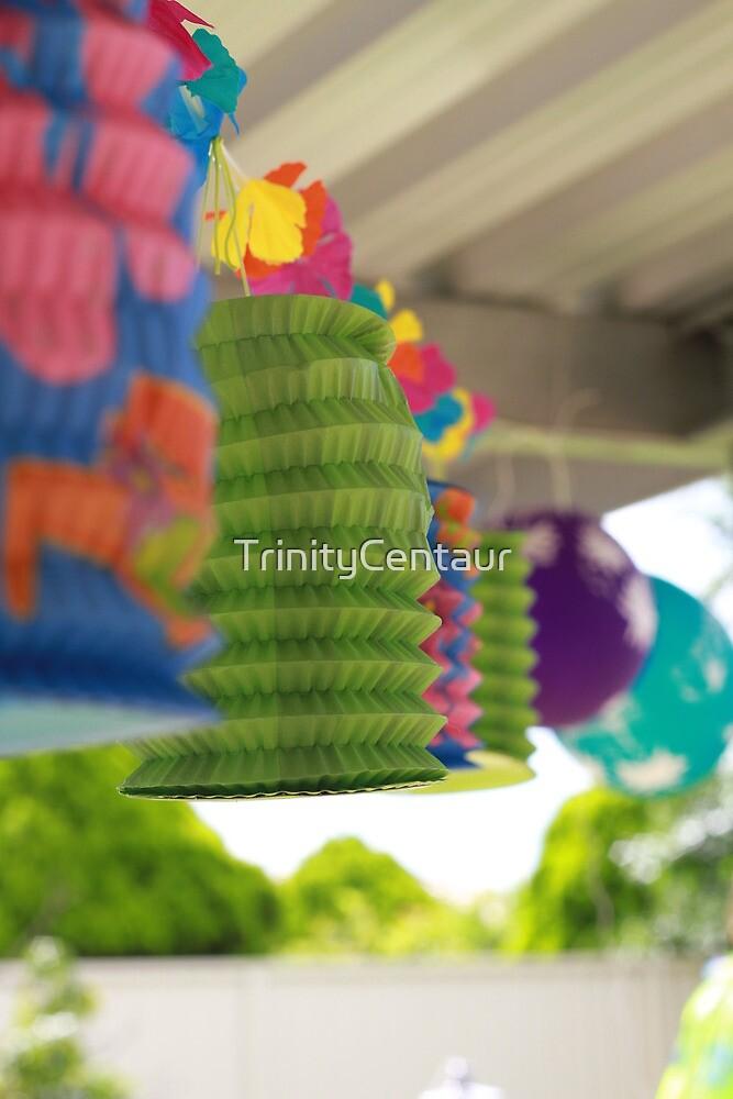 lanterns by TrinityCentaur