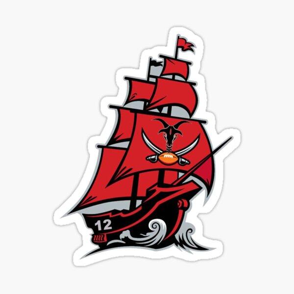 Tom Brady Tampa Bay T Shirt Sticker