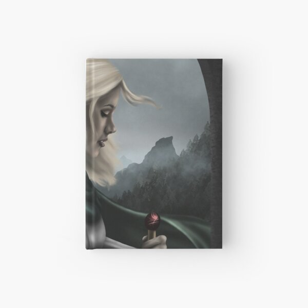 Aelin Ashryver Galathynius Hardcover Journal