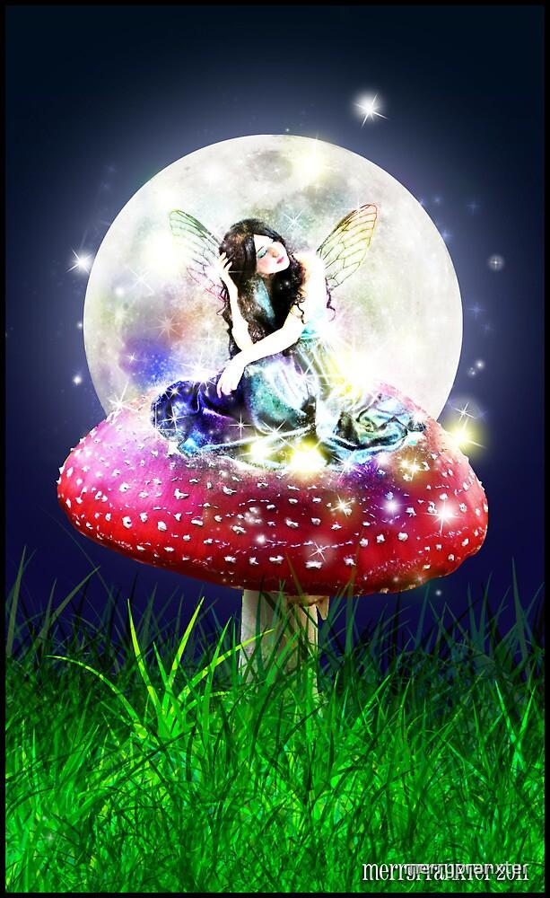 Fairy Moon by merrypranxter