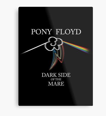 Floyd Pone - Dark Side of the Mare Metal Print
