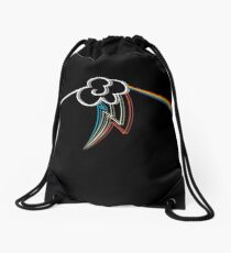 Floyd Pone (logo only) Drawstring Bag