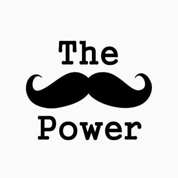 The Power Mustache by Fastlines49s