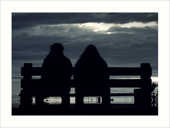 Sunset Buddies by csouzas