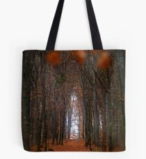 How to open door to paradise . Psalm 127:2 . #autumn . Andrzej Goszcz. Views 1307. Tote Bag