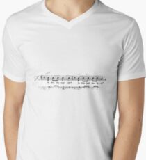 Is This The Real Life? Is This Just Fantasy? Men's V-Neck T-Shirt