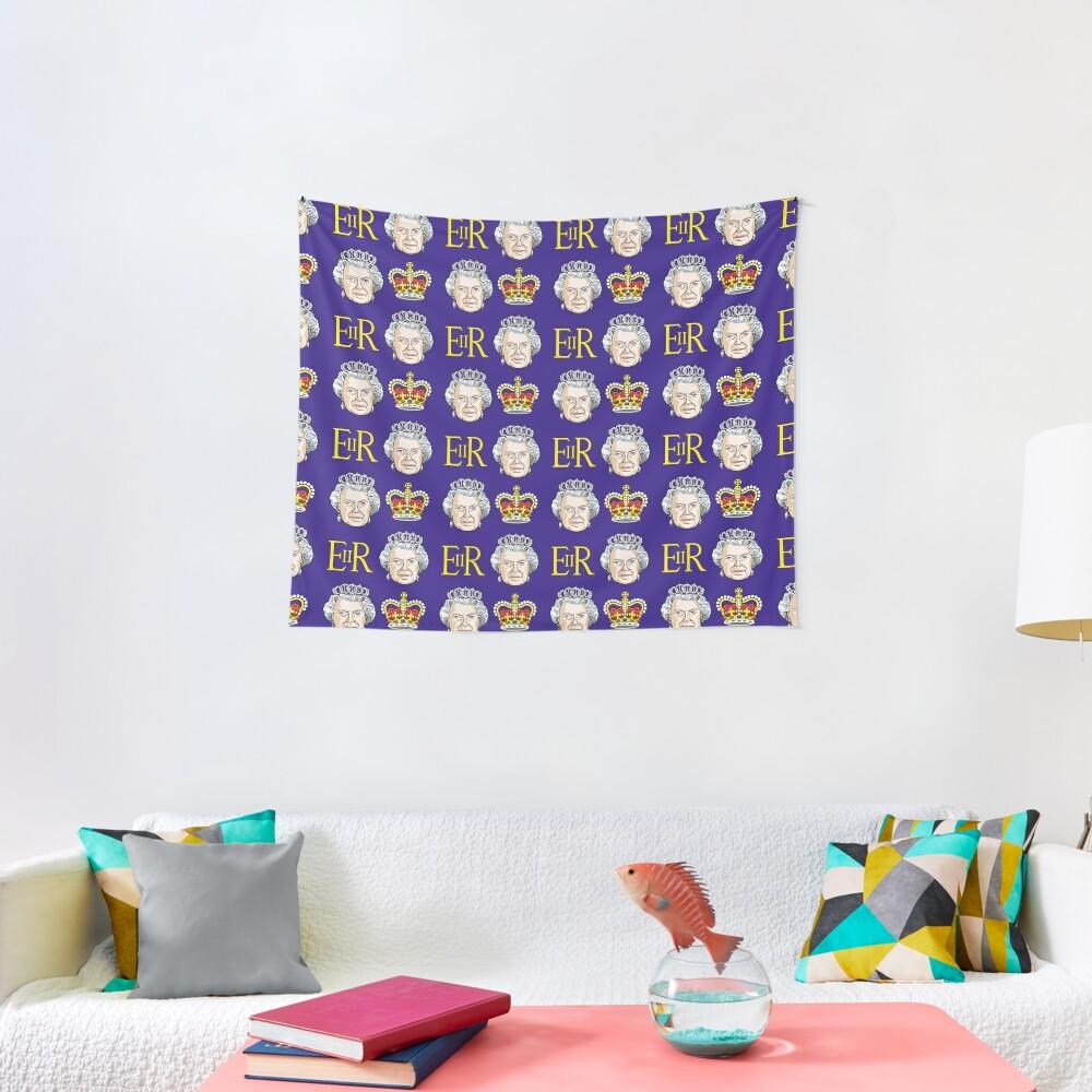 Queen Elizabeth II Tapestry