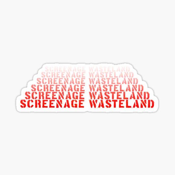 Rolling Wasteland Sticker