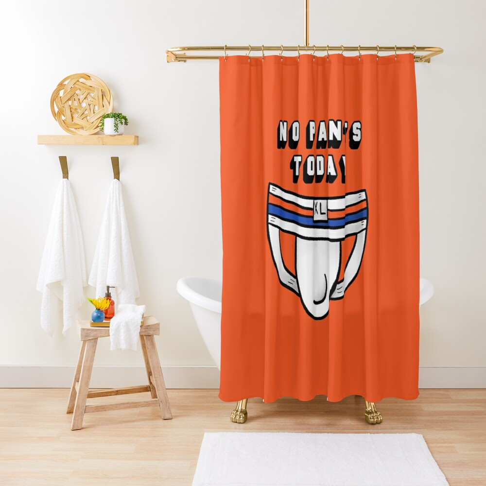 No Pants Today Shower Curtain