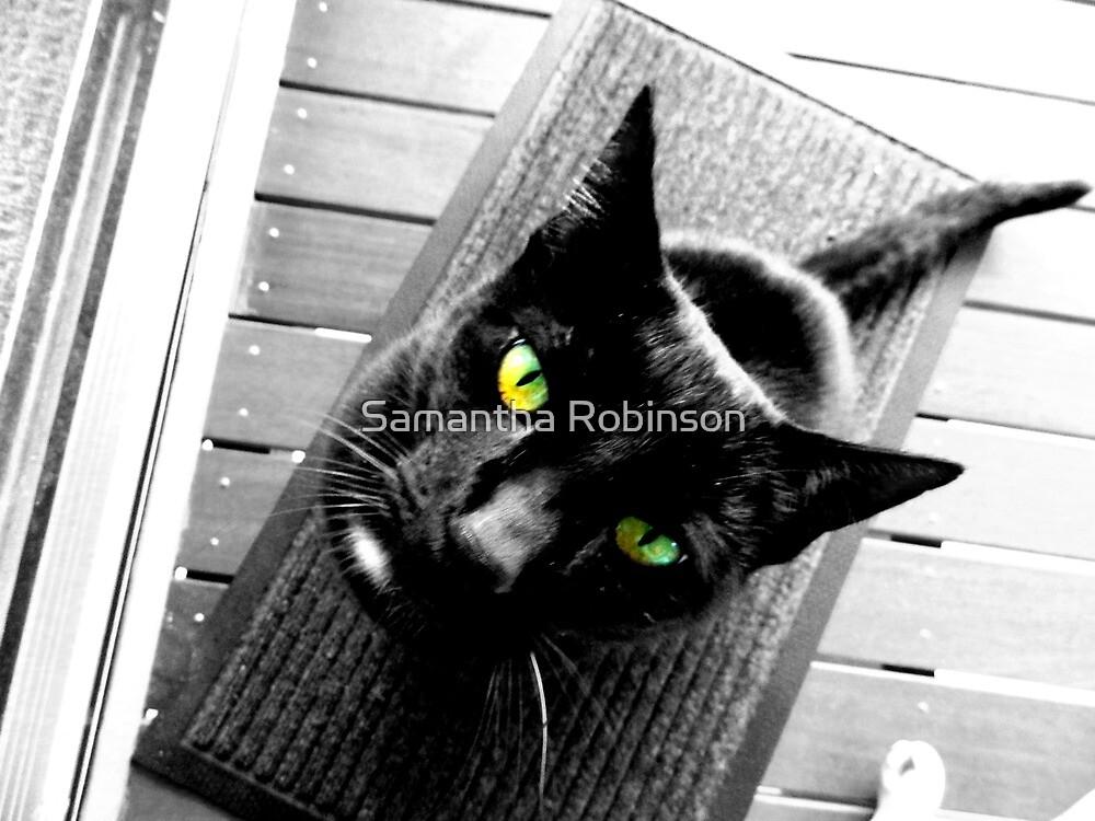 Green Eyes by Samantha Robinson