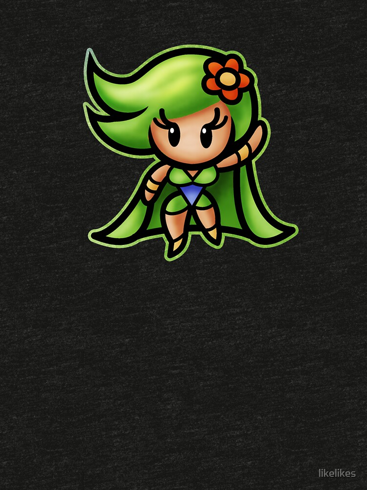 Rydia Adult 1991 by likelikes