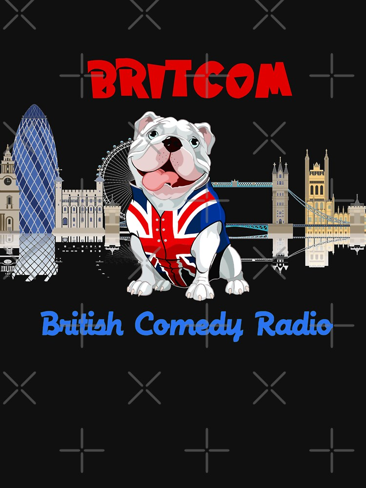 British Comedy Radio Britcom Bulldog by GabriellaParadi