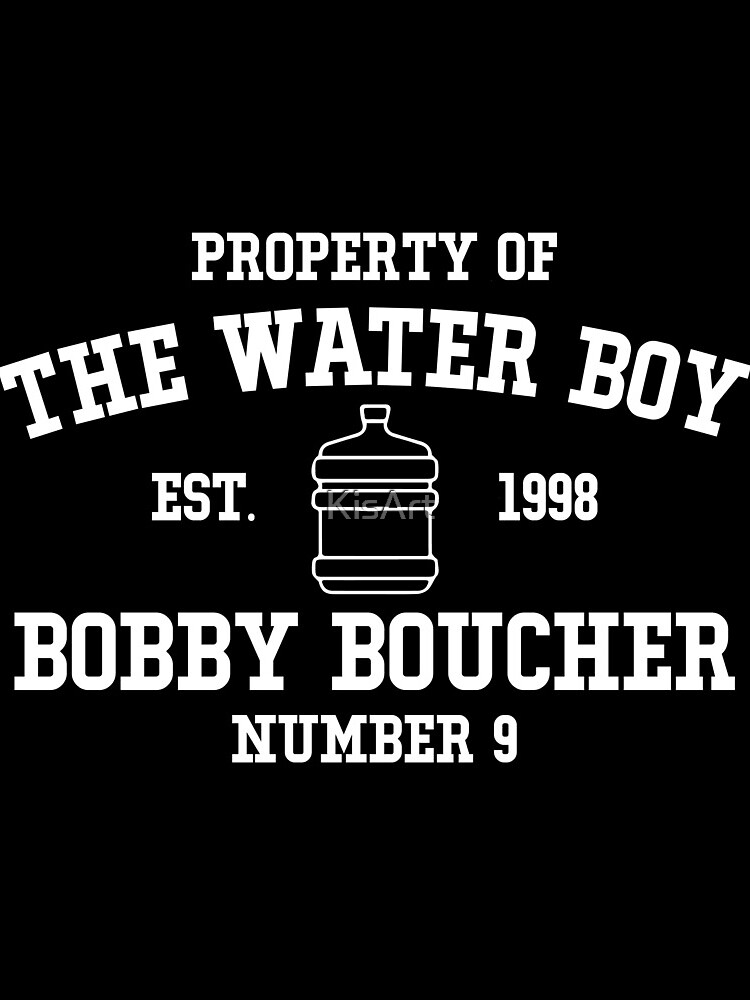 The Water Boy - Bobby Boucher by KisArt