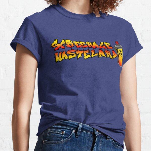 Wasteland Graffiti Classic T-Shirt