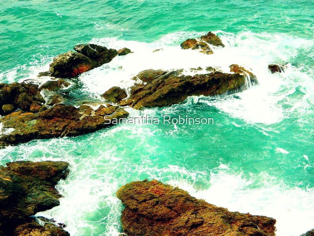 Waves by Samantha Robinson