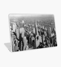 Vinilo para portátil Vintage Midtown Manhattan Photograph